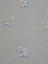 Papier behang 10129 Dutch Wallcoverings