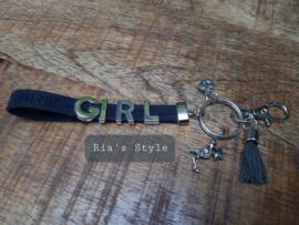 Sleutelhanger Girl
