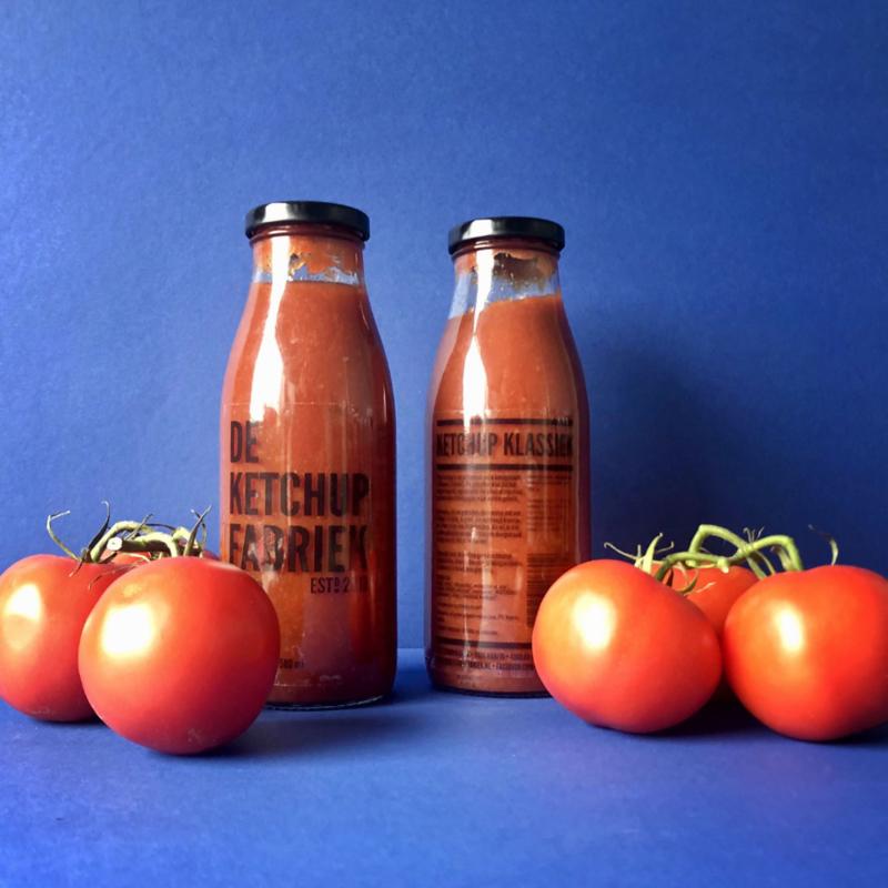 Ketchup Klassiek - 500 ml