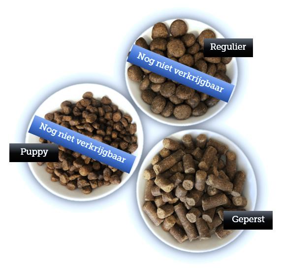 Jachtinstinct Dierenvoeding | Hondenbrokken Eend Graanvrij