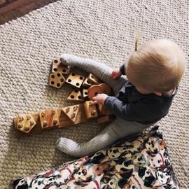 #houtenspeelgoed #houtenpuzzel #poppylola #educatief #fijnemotoriek