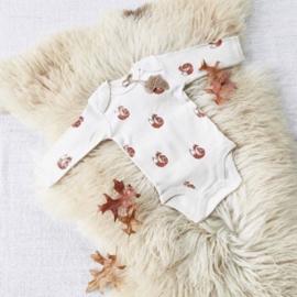 #romper #biokatoen #babykleding #babywinkel #babyconceptstore #babyshop #babystore #kraamkado #kraamcadeau #biokatoen