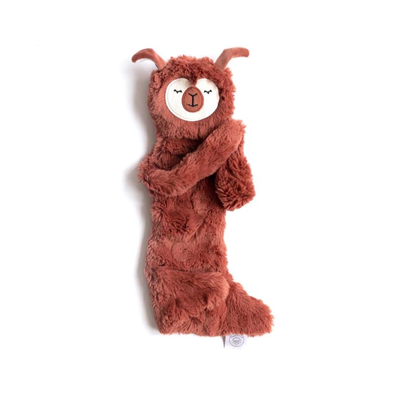 Slumberskins | Knuffeldoekje | Alpaca Silken Copper
