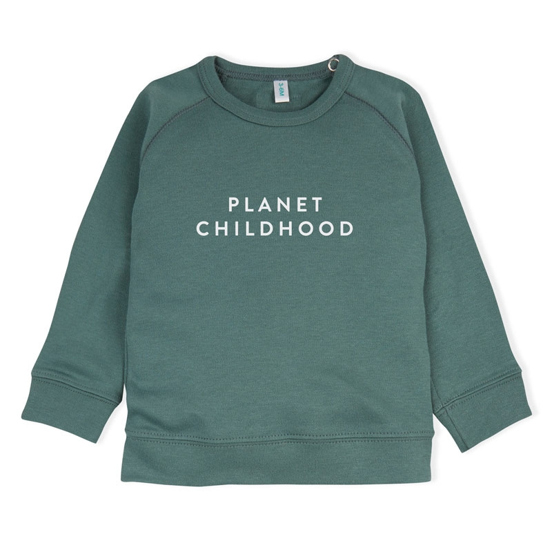 SWEATER PLANET CHILDHOOD