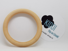 Houten ring 85mm