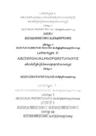 Bewaarbundel - A4  knutselwerkjes - dino