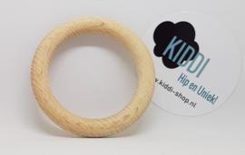 Houten ring beuken 70mm