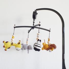 Mobiel safaridieren