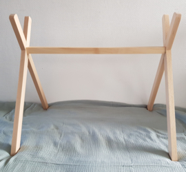 Babygym frame naturel
