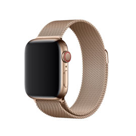 Milanese loop | Retro Gold