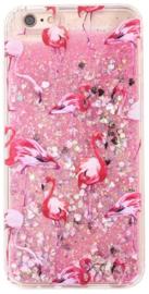 Flamingo's vloeibaar