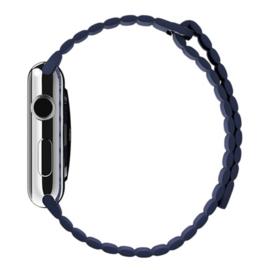 PU Leather Loop | Blauw