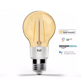 HomeKit | LED Filament  | Gold | Round