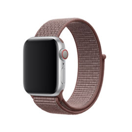 Nylon Sport Loop | Smokey Mauve