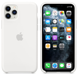 Siliconen hoesje iPhone