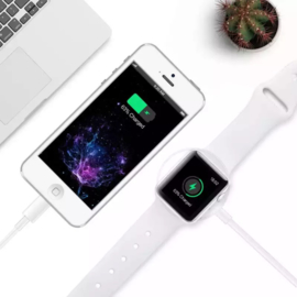 Apple Watch en Lightning duo kabel