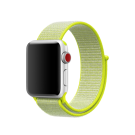 Nylon Sport Loop | Flash Geel