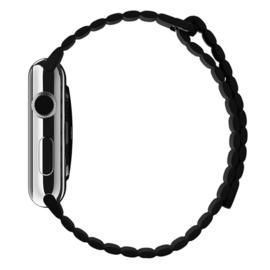 PU Leather Loop | Zwart