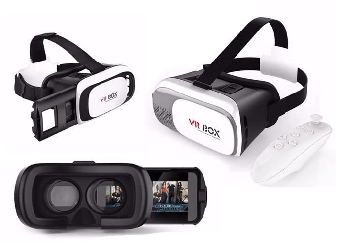 VR box 2.0 incl. controller
