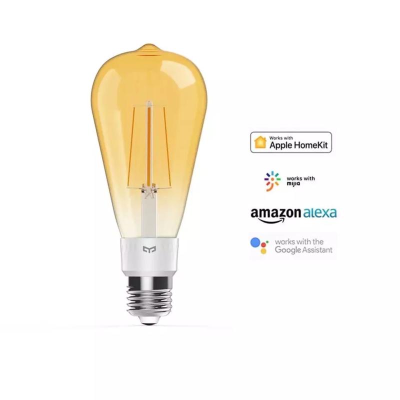 HomeKit | LED Filament | Gold | Long