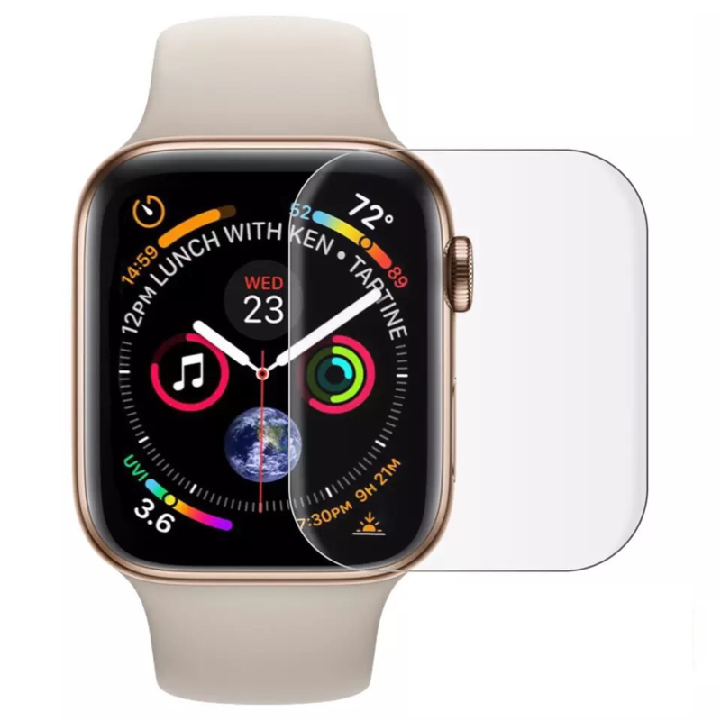 Apple Watch Curved Hydrogel Film