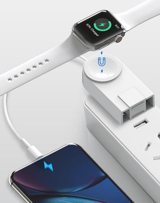 Apple Watch   oplader incl. lightning