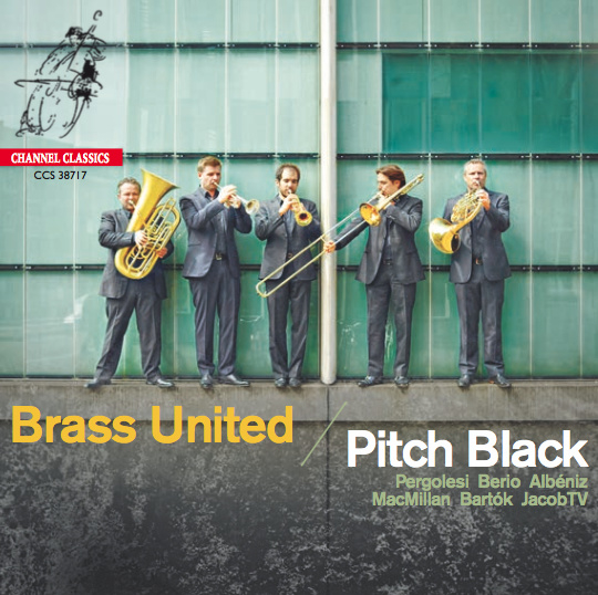 Pitch Black - Brass United