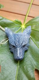 wolvenhanger blauw koraal
