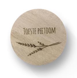 Tofste peetoom