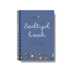 Bedtijdboek (blauw)