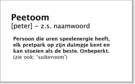 Peetoom