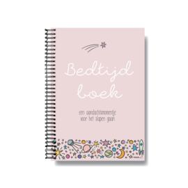 Bedtijdboek (roze)