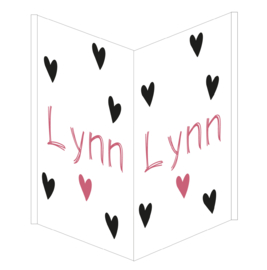 Geboortebord Lynn