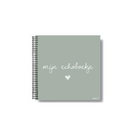 Echoboek (groen)