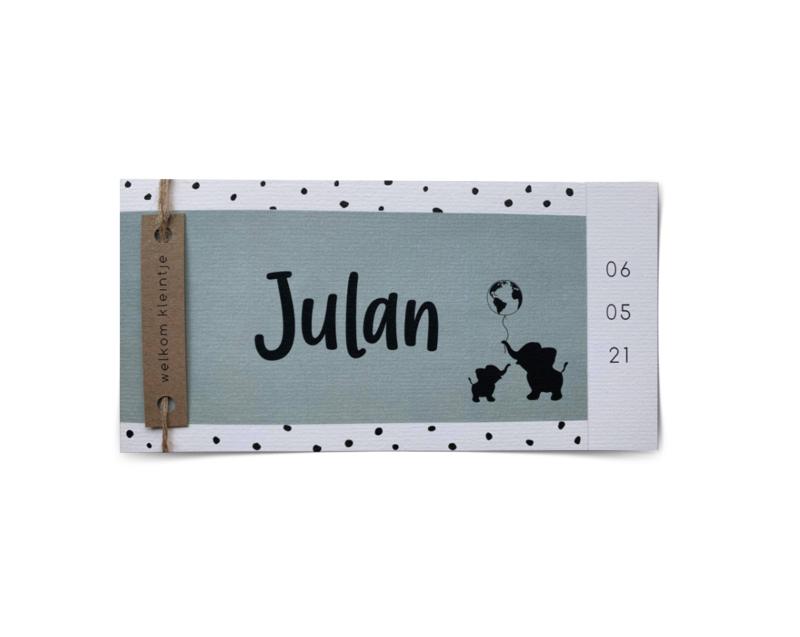 Kaartje Julan
