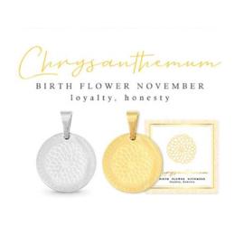November Birth Flower Chrysant