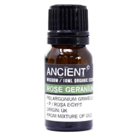 Organic Roos Geranium Etherische Olie