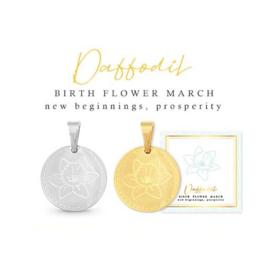Maart Birth Flower Narcis