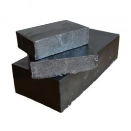 Geactiveerde houtskool zeep