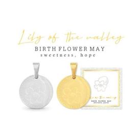 Mei Birth Flower Meiklokje