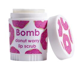 Donut Lipscrub