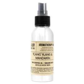Mandarijn & Ylang Ylang Mist Spray