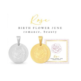 Juni Birth Flower Roos