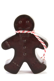 Gingerbreadman zeep
