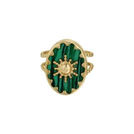 Viva La Greentage Ring