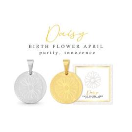 April Birth Flower Madelief