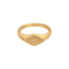 Boze Oog Ring