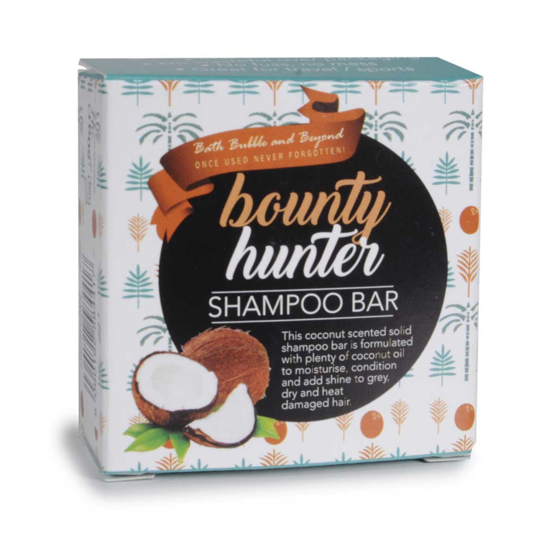 Bounty Hunter Shampoo Bar