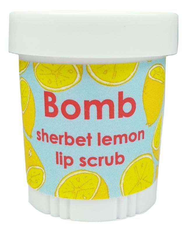 Citroen Sorbet Lipscrub