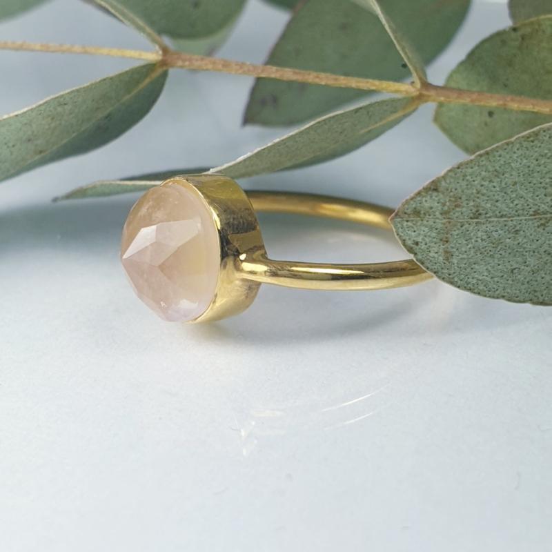 Rozenkwarts Ring